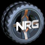 Bionic NRG wheel icon