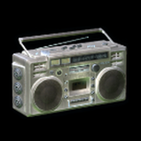 Boombox topper icon