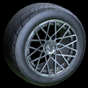 Tunica wheel icon grey