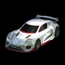 Jäger 619 RS body icon crimson