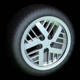 Fast & Furious Pontiac Fiero wheel icon