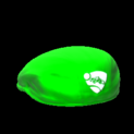 Ivy cap topper icon forest green