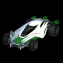 Mantis body icon forest green