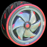 Vanemail 633 wheel icon
