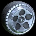 Diomedes wheel icon black