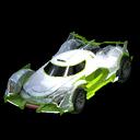 Centio V17 body icon lime