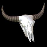 Cow Skull topper icon