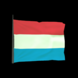 Luxembourg antenna icon