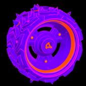 Ruinator Inverted wheel icon