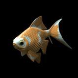 Goldfish topper icon