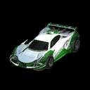 Guardian body icon forest green