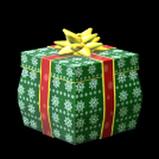 Holiday Gift antenna icon