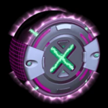 X-Tempo Radiant wheel icon