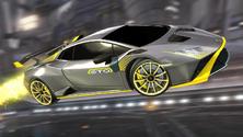 Lamborghini Huracán STO decal image
