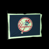 New York Yankees antenna icon
