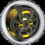 Apparatus: Inverted Wheels