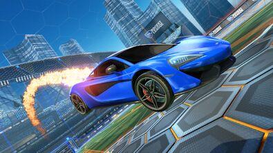 McLaren 570S art