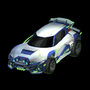 Mudcat GXT body icon cobalt