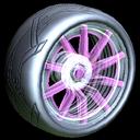 Revenant wheel icon pink