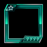 Season 14 - Platinum avatar border icon