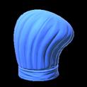 Chefs hat topper icon cobalt