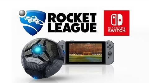 Rocket League® - Nintendo Switch Announcement Trailer