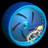 Hamster Holographic wheel icon