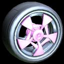 Masato wheel icon pink