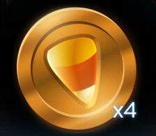 Candy Corn currency icon