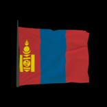 Mongolia antenna icon