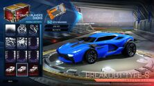 Crate - Player's Choice - Breakout Type-S