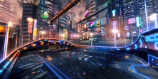 Tokyo Underpass arena preview