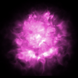 Flamethrower Pink rocket boost icon