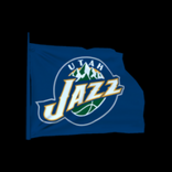 Utah Jazz antenna icon
