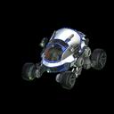 Scarab body icon cobalt