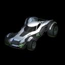 Sentinel body icon black