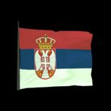 Serbia antenna icon