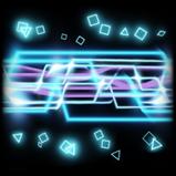 Virtual Wave rocket boost icon