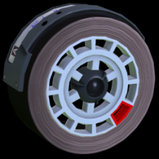 Cassette wheel icon