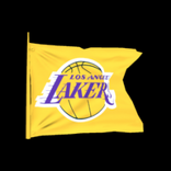Los Angeles Lakers antenna icon
