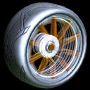Revenant wheel icon burnt sienna