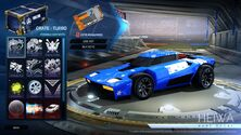 Crate - Turbo - Breakout Heiwa