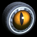 Grimalkin wheel icon orange