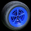 Veloce wheel icon cobalt