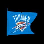 Oklahoma City Thunder antenna icon