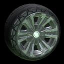 Thread-X2 wheel icon grey