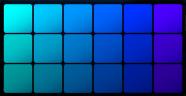 Blue team primary colors