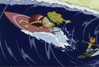 Sherry Twister Surf