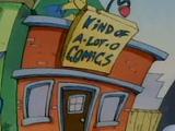 Kind of a Lot O' Comics