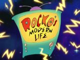 Rocko's Modern Life: Static Cling/Gallery